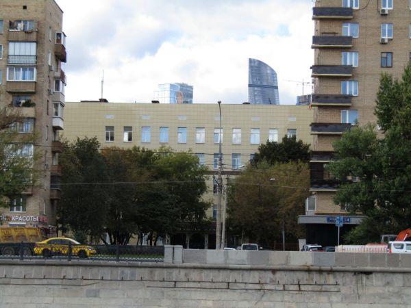 Бизнес-центр на Бережковской набережной, 6