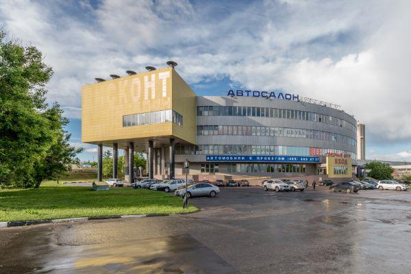 Торговый центр Гвоздь