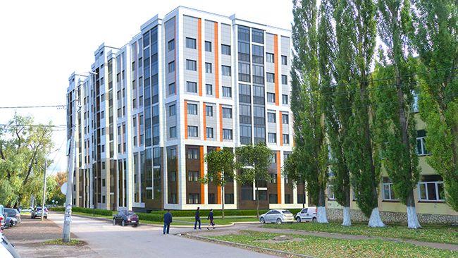 купить квартиру в ЖК по ул. Сакко и Ванцетти