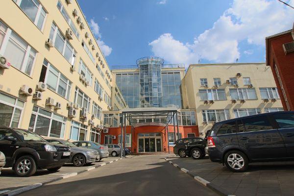 Бизнес-центр Серпуховской Двор на Ленинском