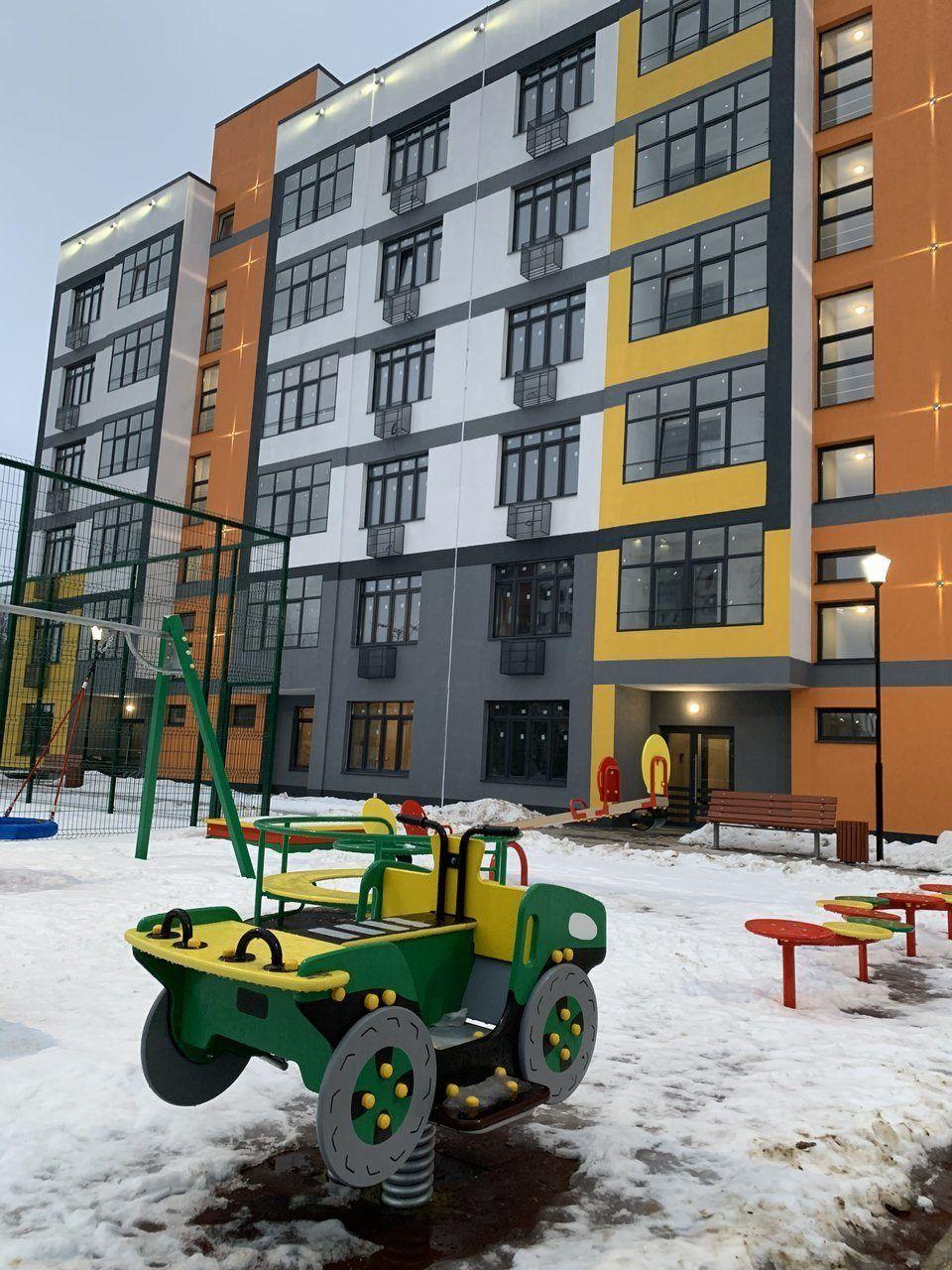 жилой комплекс Дом на Ленина, 113