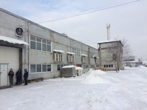 Производственно-складской комплекс На Челябинской