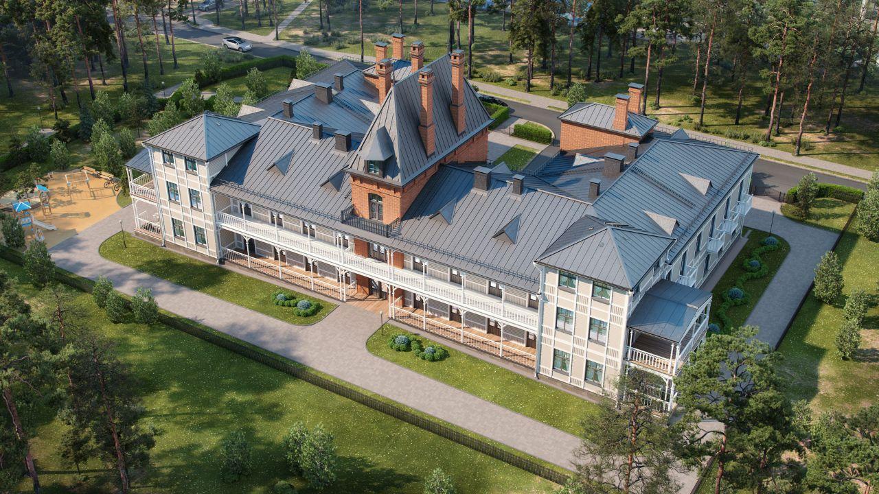 продажа квартир Лесной корпус (Русские сезоны)