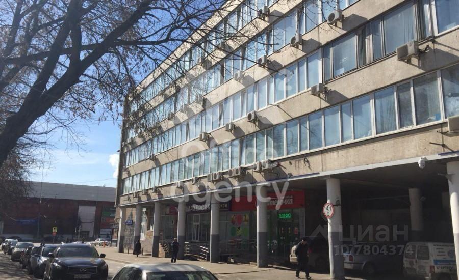Поиск Коммерческой недвижимости Донской 2-й проезд аренда офисов склады магазины