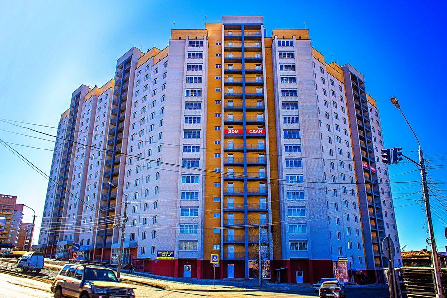 продажа квартир ул. Полины Осипенко, 44