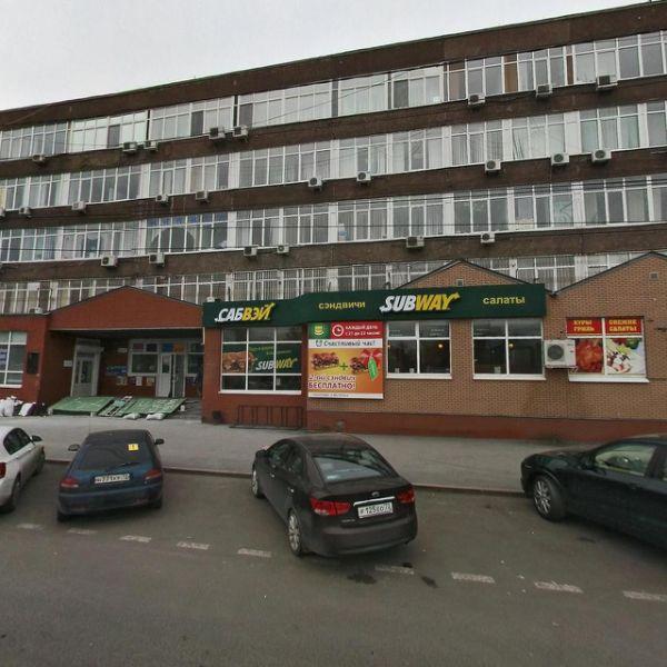 Административное здание на ул. Герцена, 72