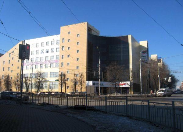 Многофункциональный комплекс Спартак