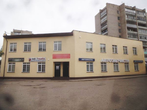 Деловой центр на ул. Плеханова, 18