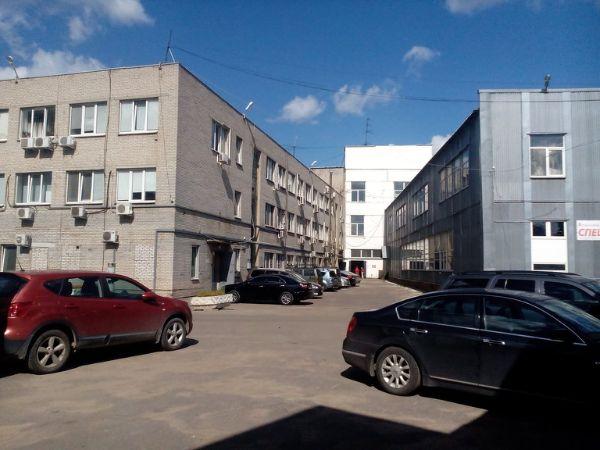 Производственно-складской комплекс на Октябрьском проспекте, 249