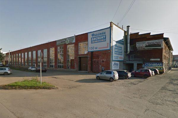 Производственно-складской комплекс на ул. Удмуртская, 244