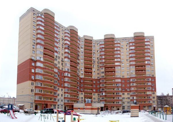 1-я Фотография ЖК «на Октябрьском проспекте»