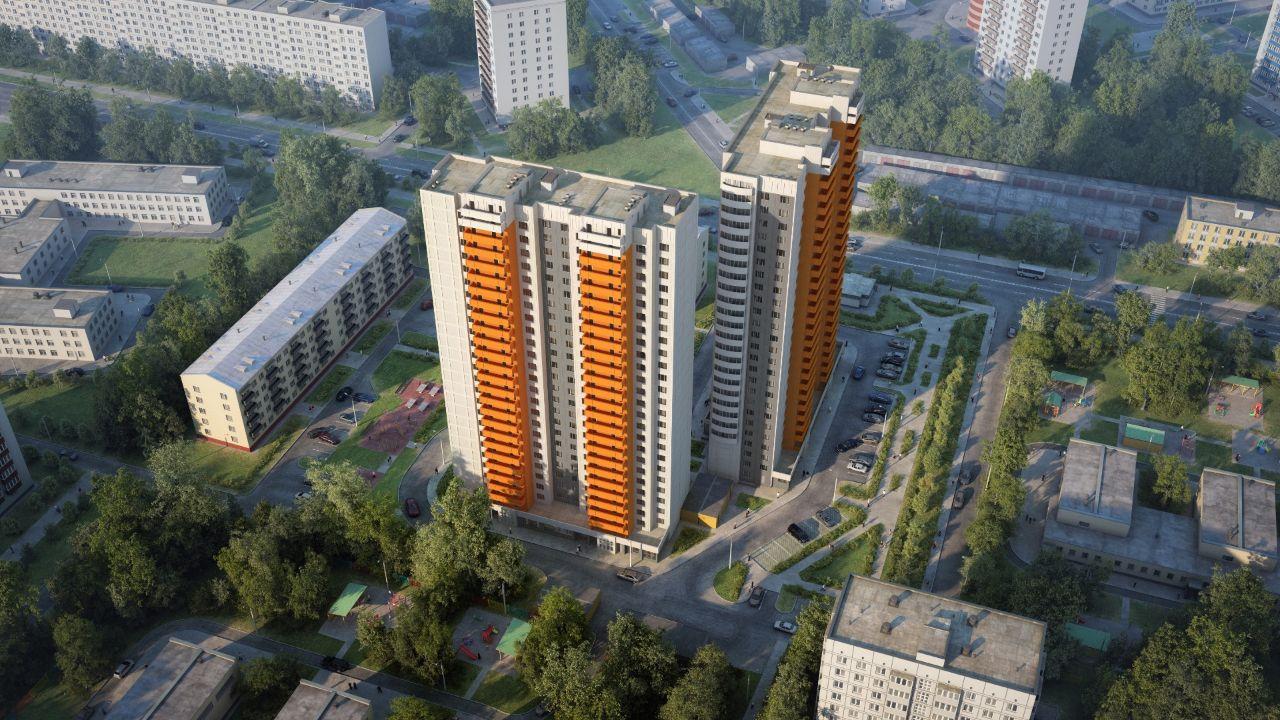 продажа квартир Ельнинская 14Б