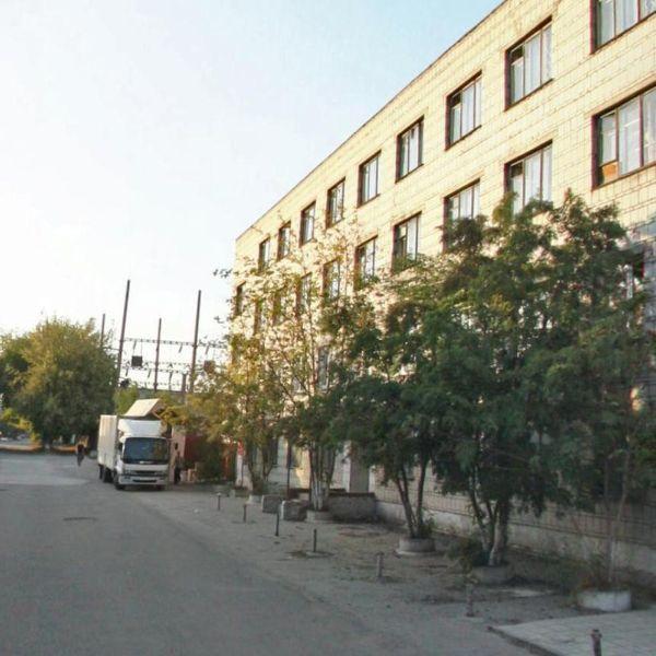 Отдельно стоящее здание на ул. Комбинатская, 3