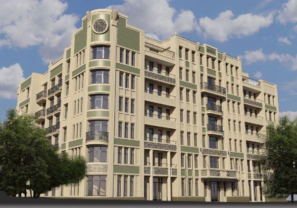 1-я Фотография ЖК «Резиденция на Покровском бульваре»
