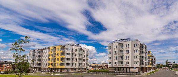 2-я Фотография ЖК «Александровский»