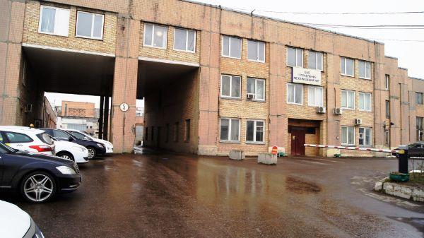 Офисно-складской комплекс на ул. Ижорская, 5