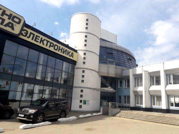 Торгово-офисный комплекс Автограф