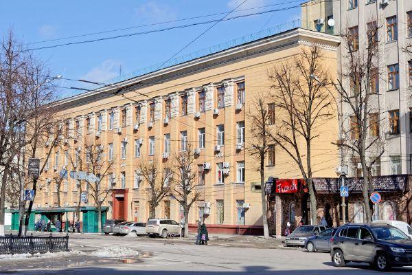 Отдельно стоящее здание на ул. Карла Маркса, 68