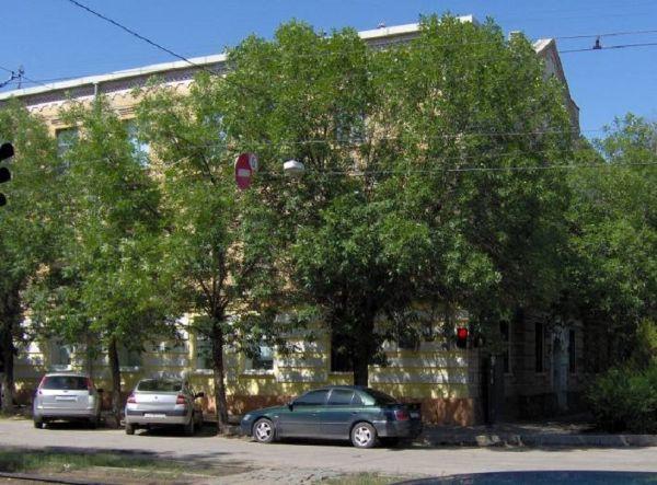 Офисное здание на ул. Баррикадная, 24