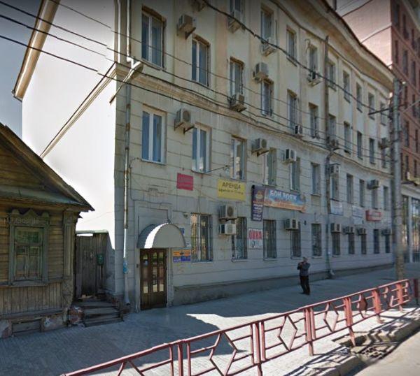 Бизнес-центр на ул. Красноармейская, 63А