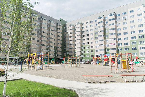 1-я Фотография ЖК «Балтийская крепость»