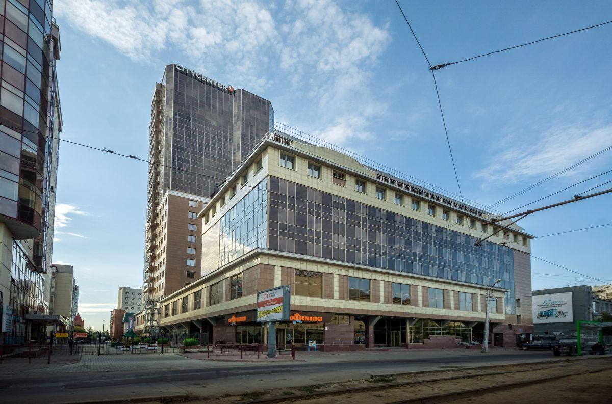 аренда помещений в БЦ СитиЦентр