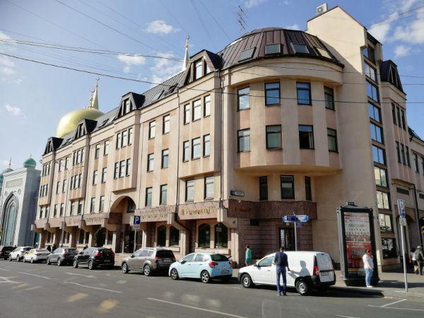 Бизнес-центр на ул. Щепкина, 29