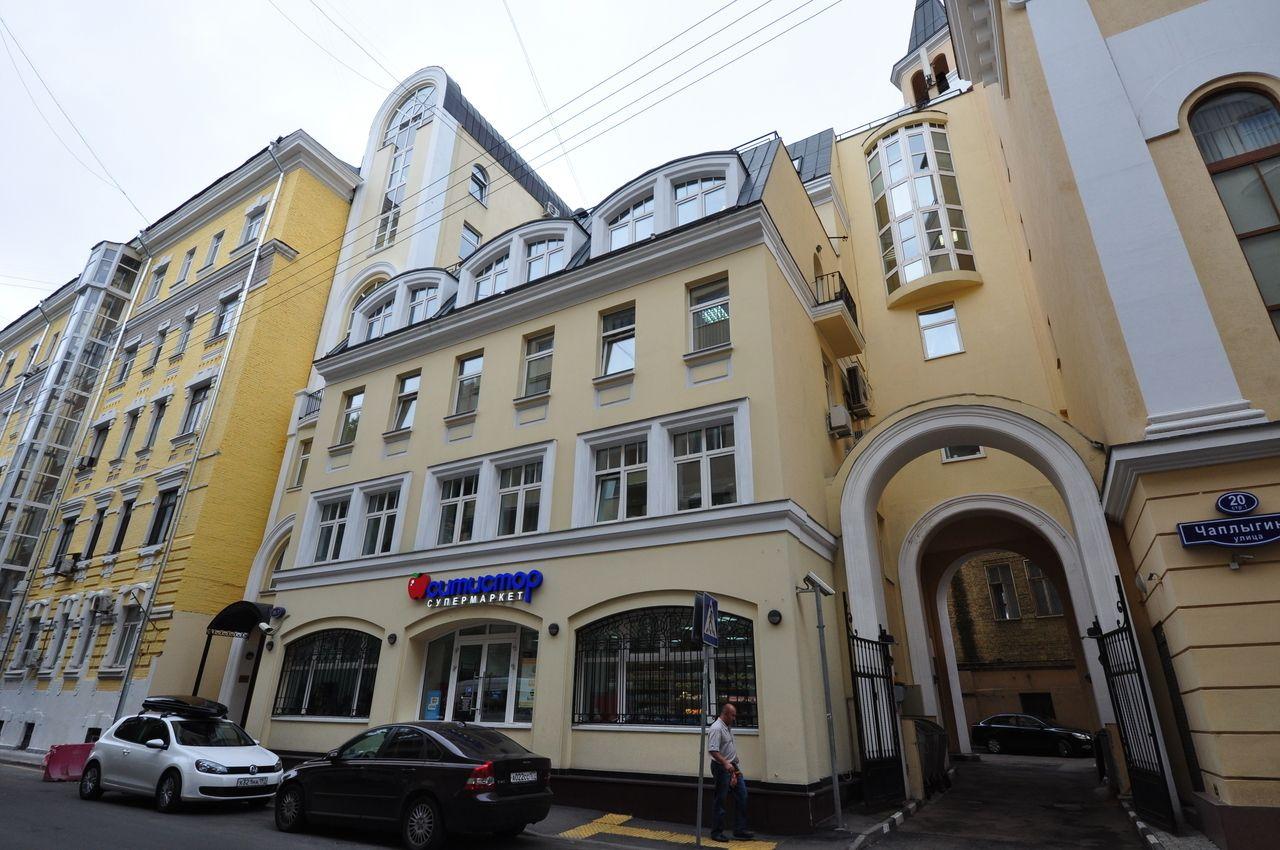 Сайт поиска помещений под офис Чаплыгина улица Аренда офиса 50 кв Кирпичный 1-й переулок