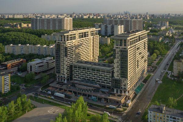 2-я Фотография ЖК «Новоясеневский»