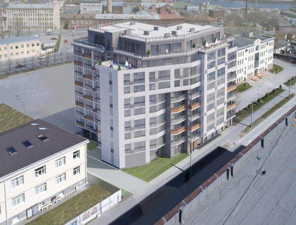 продажа квартир Одоевский апарт (ODOEVSKIJ Apart)