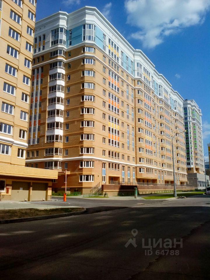 Продажа двухкомнатной квартиры 66.72м² 6-я Радиальная ул., вл7к2, Москва, ЮАО, р-н Бирюлево Восточное м. Царицыно - база ЦИАН, объявление 209733844