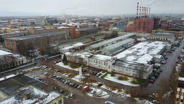 Многофункциональный комплекс Фабрика КОРД