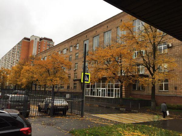 Офисное здание на ул. Новочерёмушкинская, 61