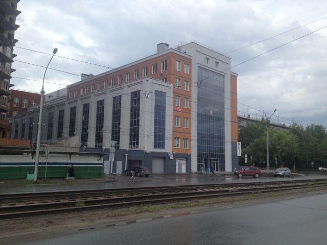 продажа помещений в БЦ на ул. Зыряновская, 63