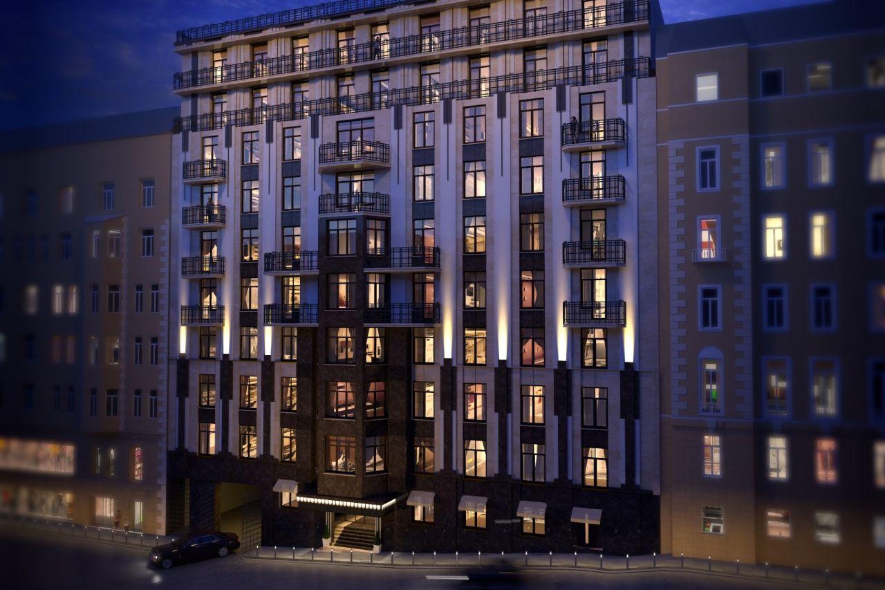 жилой комплекс Zvonarsky Deluxe (Звонарский Делюкс)