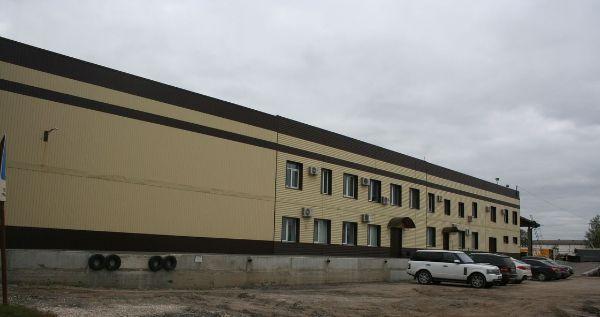 Складской комплекс на ул. Ноябрьская, 145