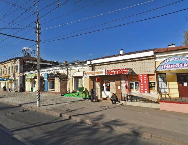 Торговый дом на ул. Московская, 42