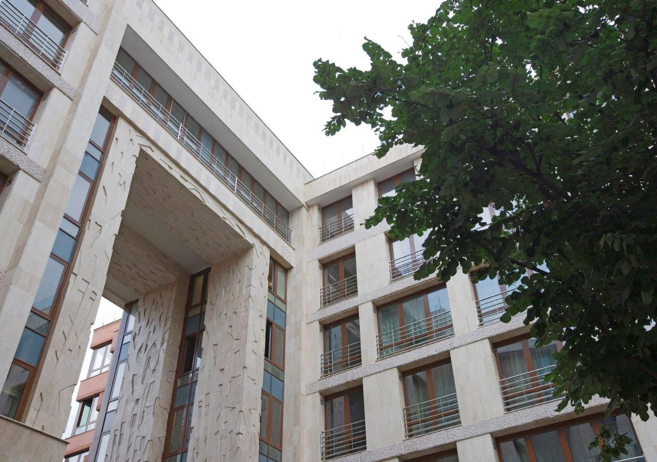 жилой комплекс Новая Остоженка