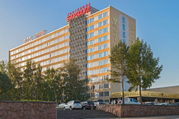Многофункциональный комплекс Барнаул