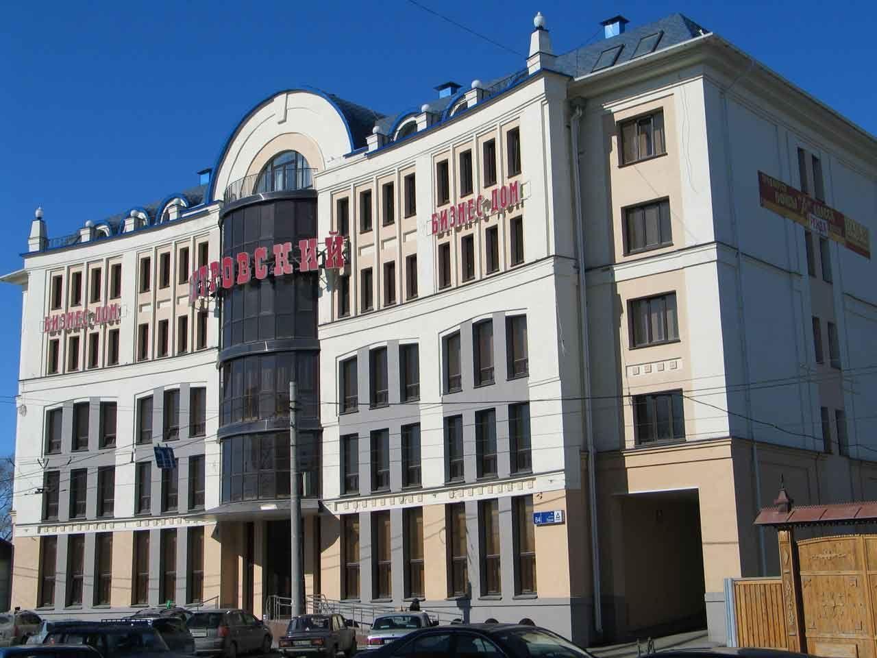 Бизнес Центр Петровский