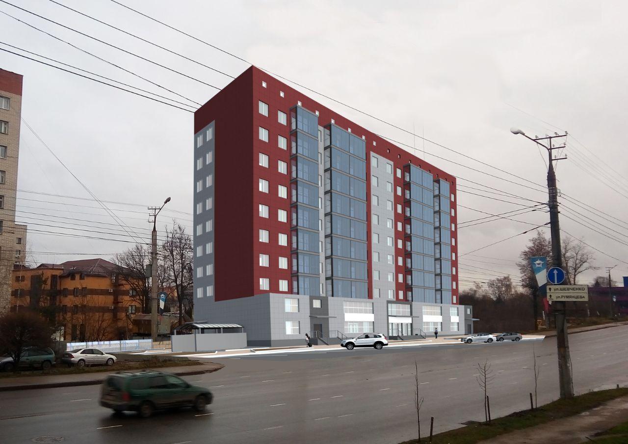жилой комплекс Дом на Шевченко