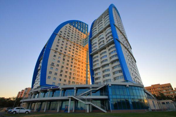 Офисно-жилой комплекс Волжские паруса
