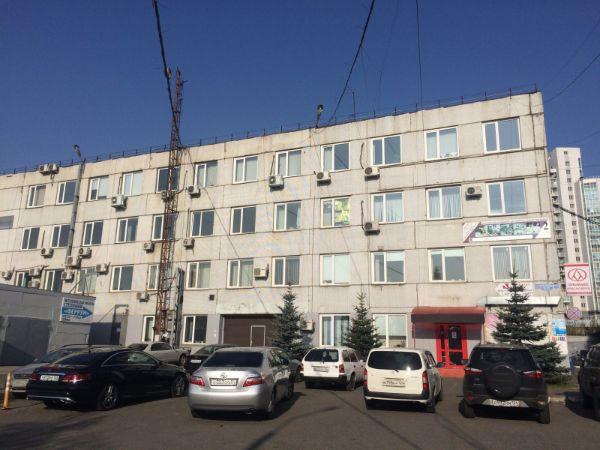 Бизнес-центр на ул. Дубровинского, 112