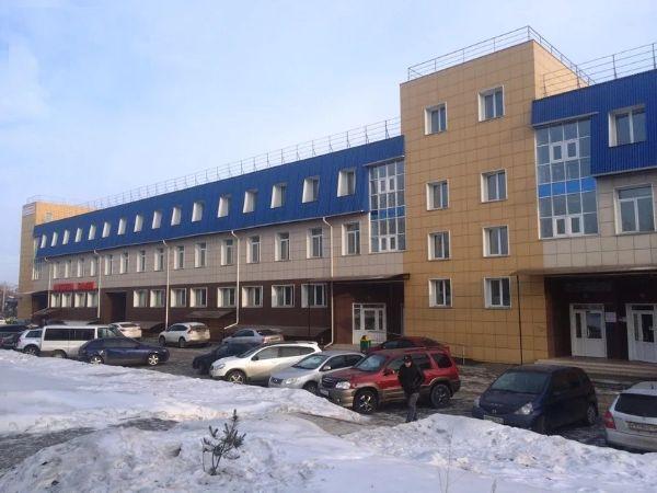 Офисное здание на ул. Калинина, 84Д