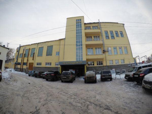 Офисно-складской комплекс Техноцентр