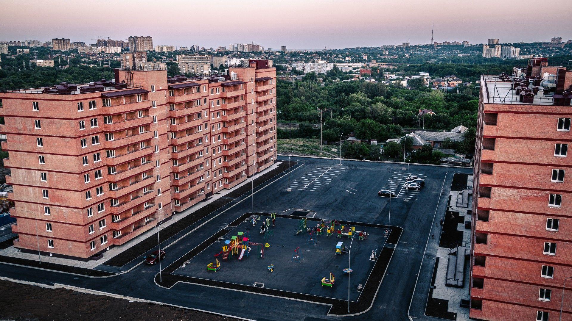 купить квартиру в ЖК Соловьиная роща