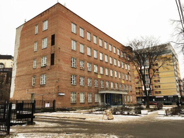 Многофункциональный комплекс на ул. Володарского, 28