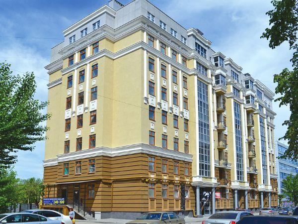 2-я Фотография ЖК «по ул. Введенская»
