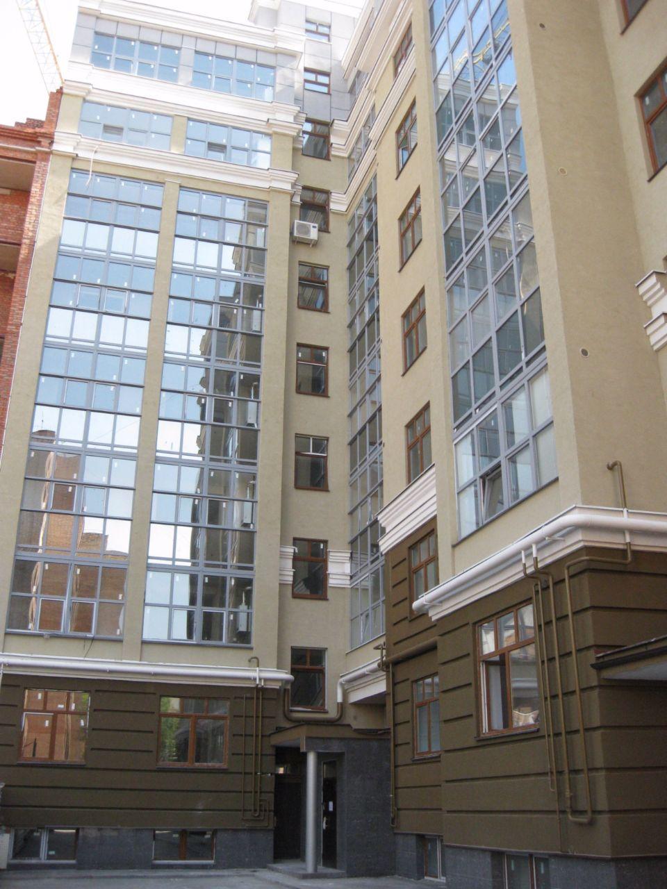 жилой комплекс по ул. Введенская