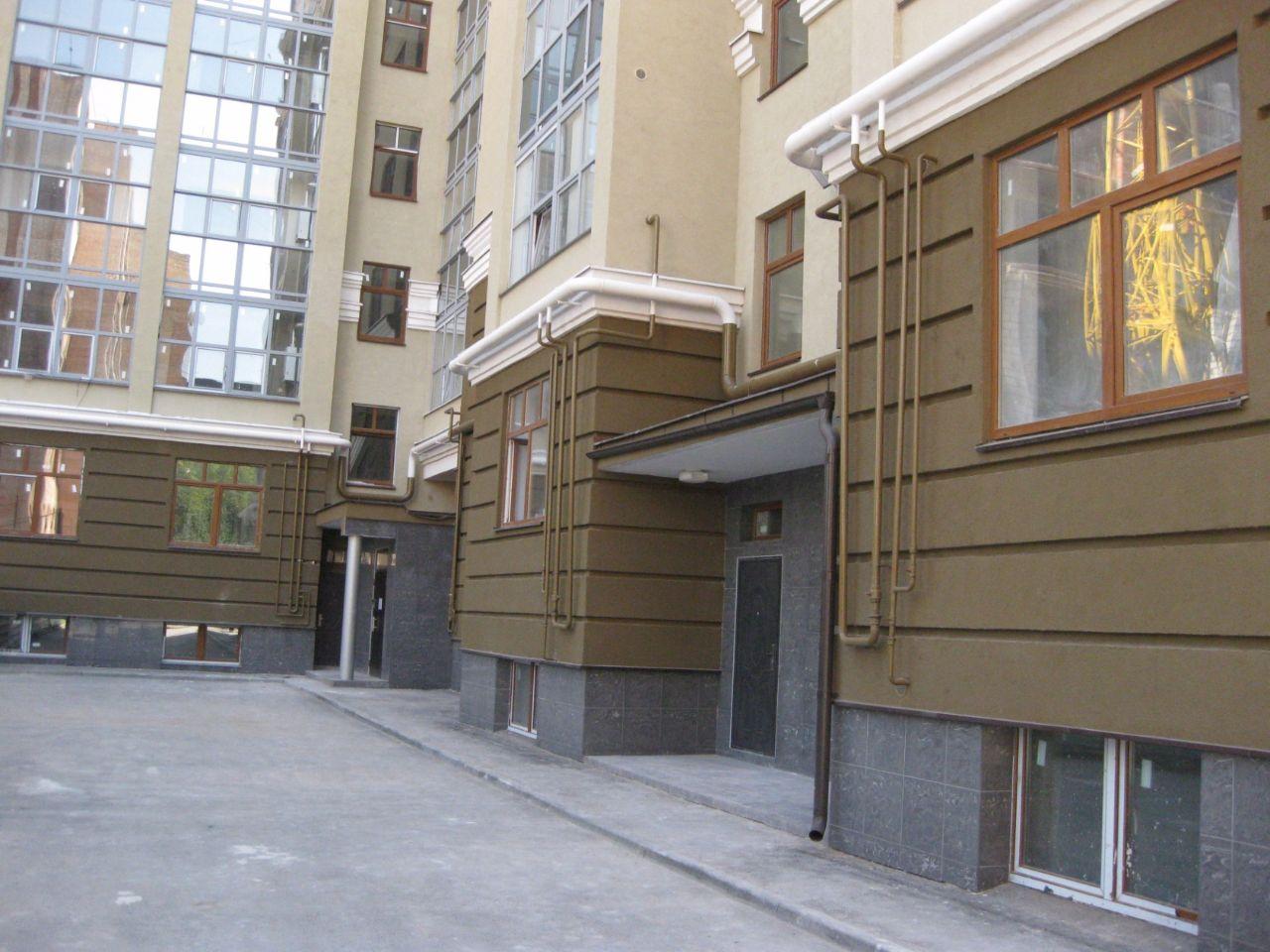 фото ЖК по ул. Введенская